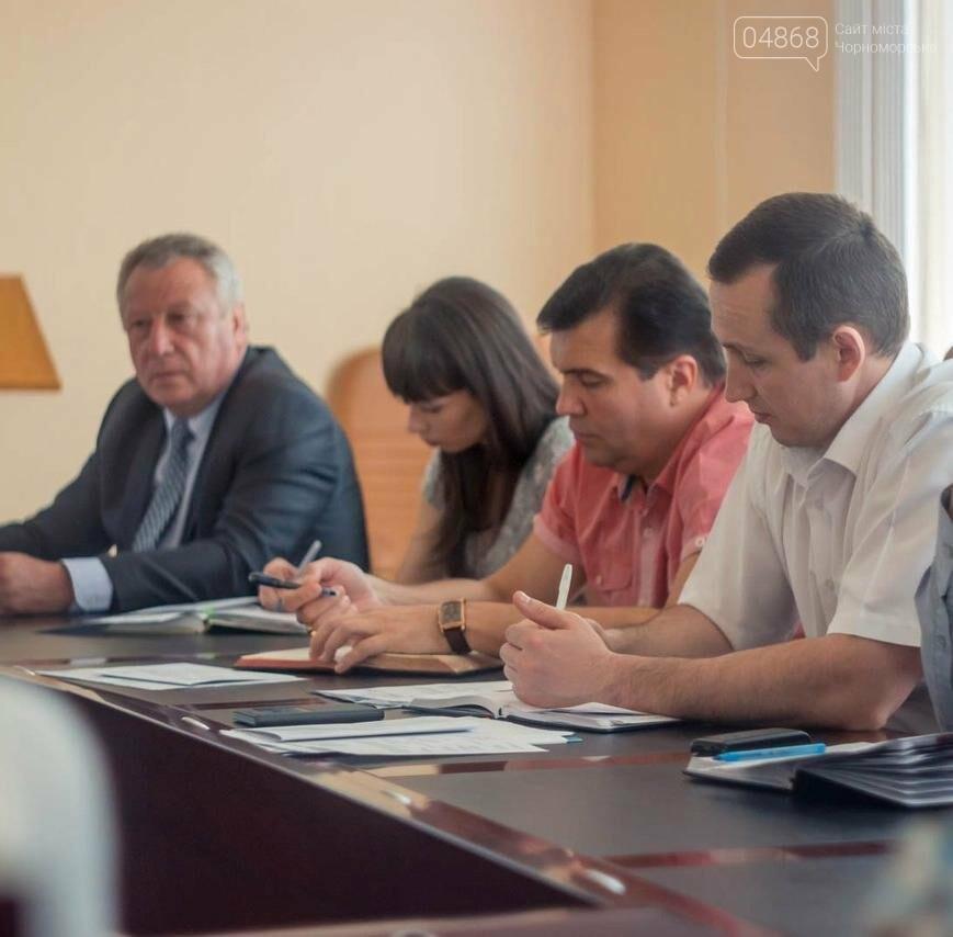 В Черноморске пройдёт депутатская олимпиада - избранники будут играть в шашки (фото), фото-1