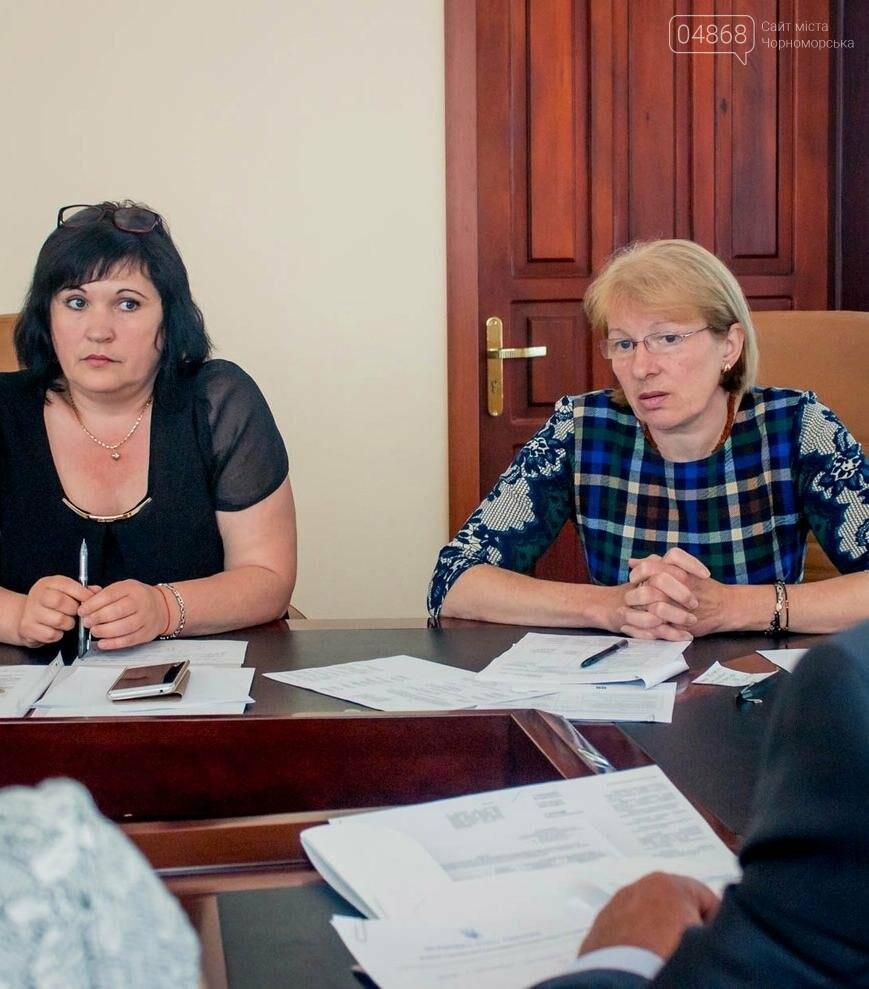 В Черноморске пройдёт депутатская олимпиада - избранники будут играть в шашки (фото), фото-6
