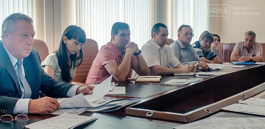 В Черноморске пройдёт депутатская олимпиада - избранники будут играть в шашки (фото), фото-2