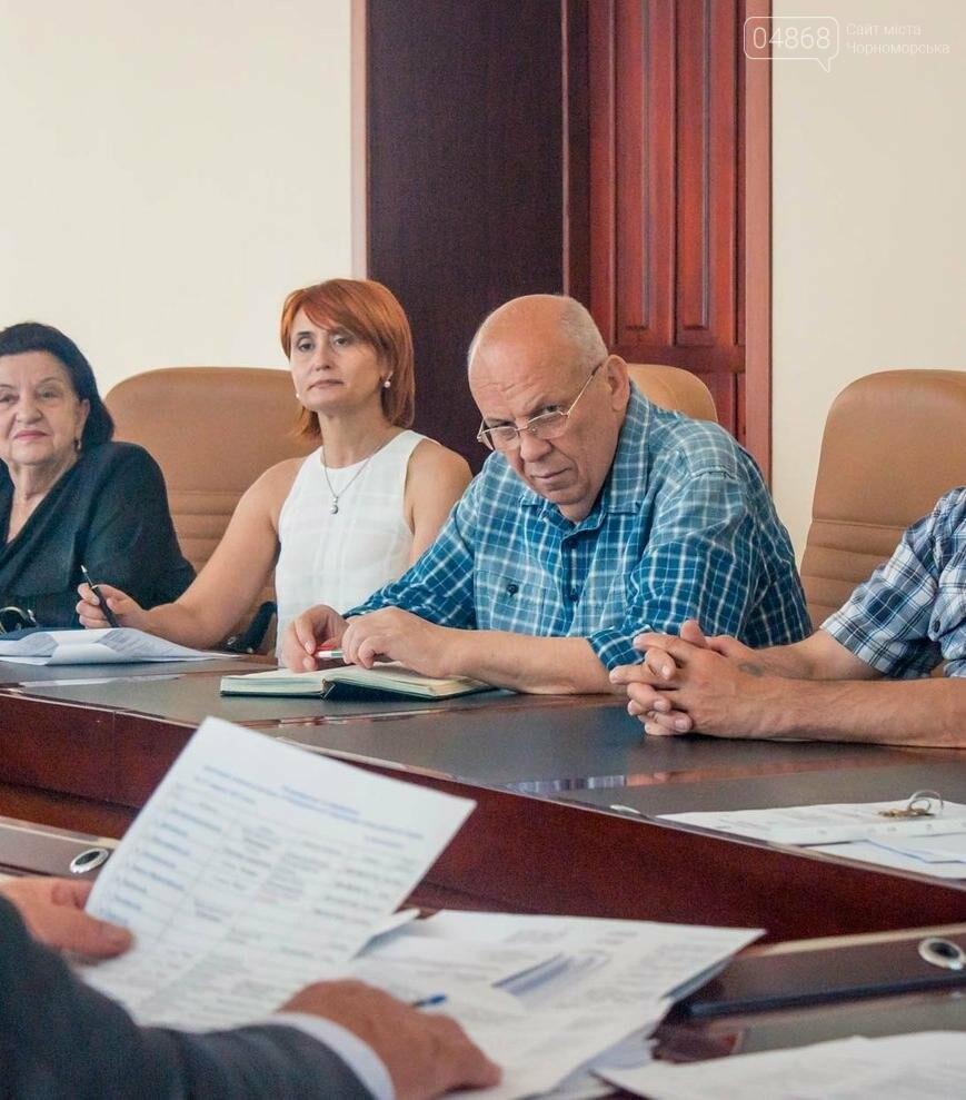 В Черноморске пройдёт депутатская олимпиада - избранники будут играть в шашки (фото), фото-7