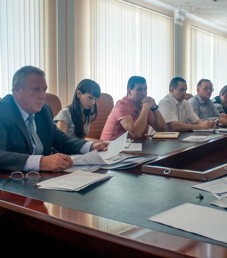 В Черноморске пройдёт депутатская олимпиада - избранники будут играть в шашки (фото), фото-4