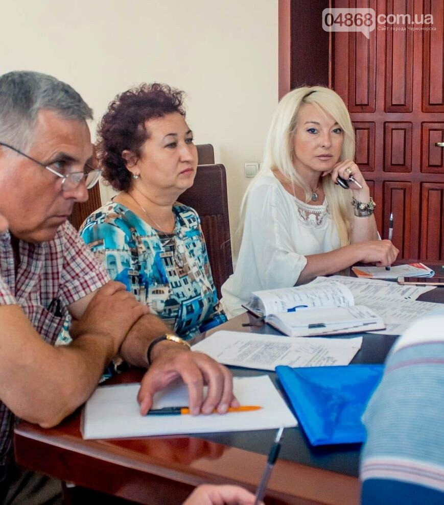 В Черноморске пройдёт депутатская олимпиада - избранники будут играть в шашки (фото), фото-8