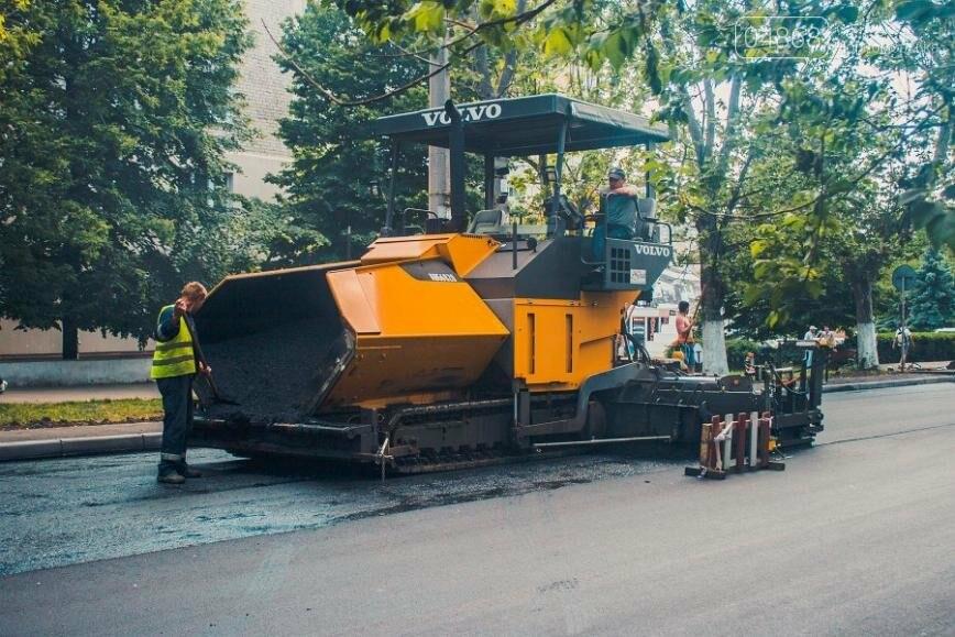Ремонт проезжей части ул. Данченко завершён (фото), фото-5