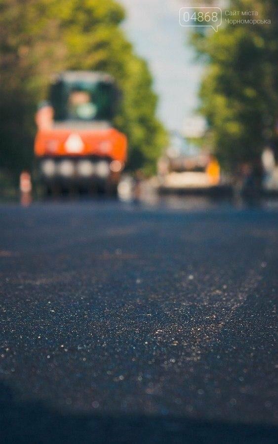 Ремонт проезжей части ул. Данченко завершён (фото), фото-1