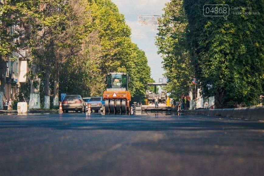 Ремонт проезжей части ул. Данченко завершён (фото), фото-6