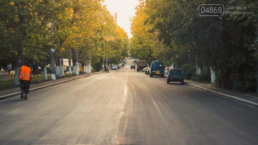 Ремонт проезжей части ул. Данченко завершён (фото), фото-3