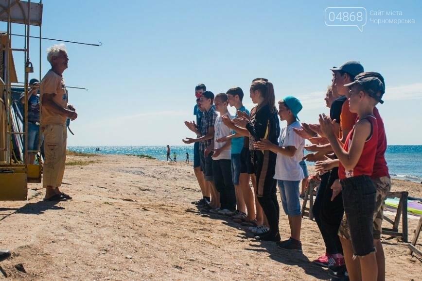 В Черноморске открыли летний сезон соревнованиями по виндсерфингу (фото), фото-6