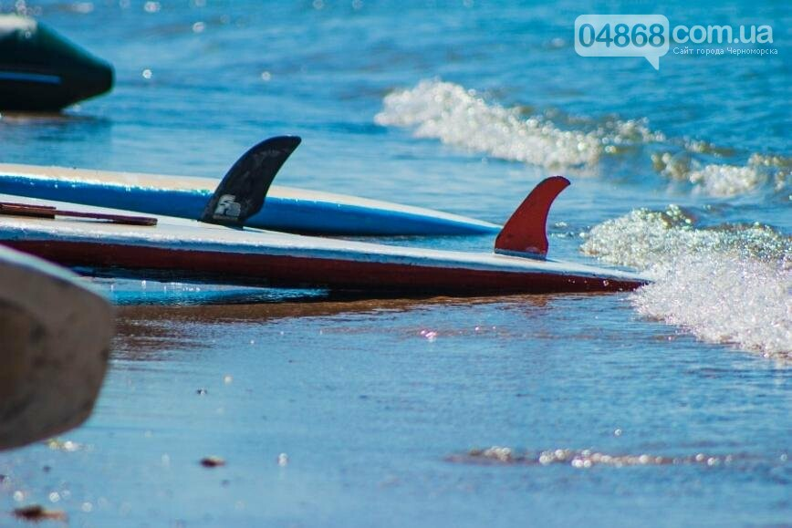 В Черноморске открыли летний сезон соревнованиями по виндсерфингу (фото), фото-8