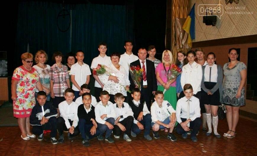 В Александровке прошла творческая встреча с писателями и поэтами Черноморска (фото), фото-3
