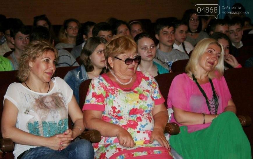 В Александровке прошла творческая встреча с писателями и поэтами Черноморска (фото), фото-4