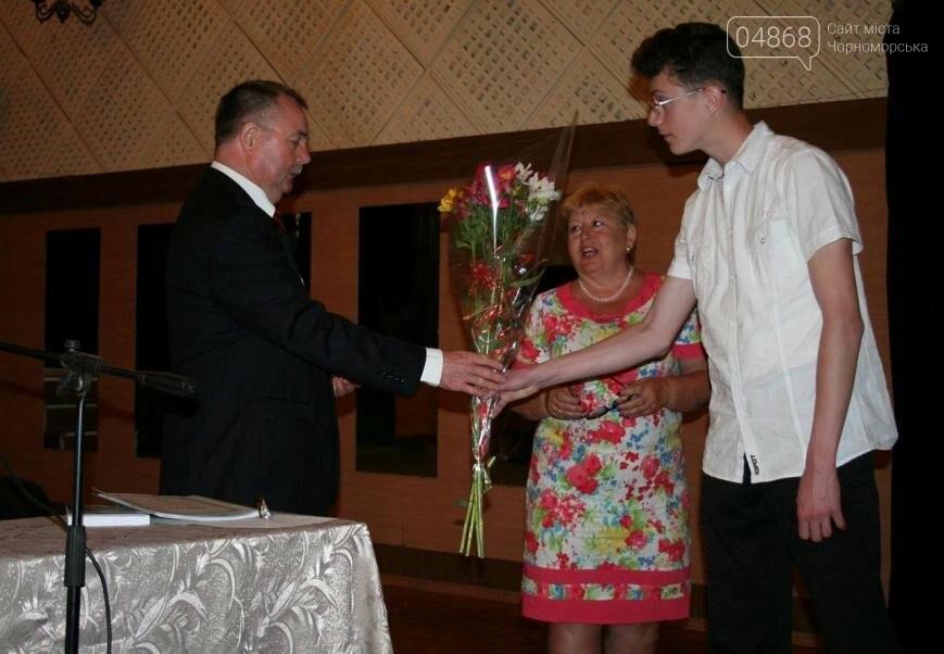 В Александровке прошла творческая встреча с писателями и поэтами Черноморска (фото), фото-8