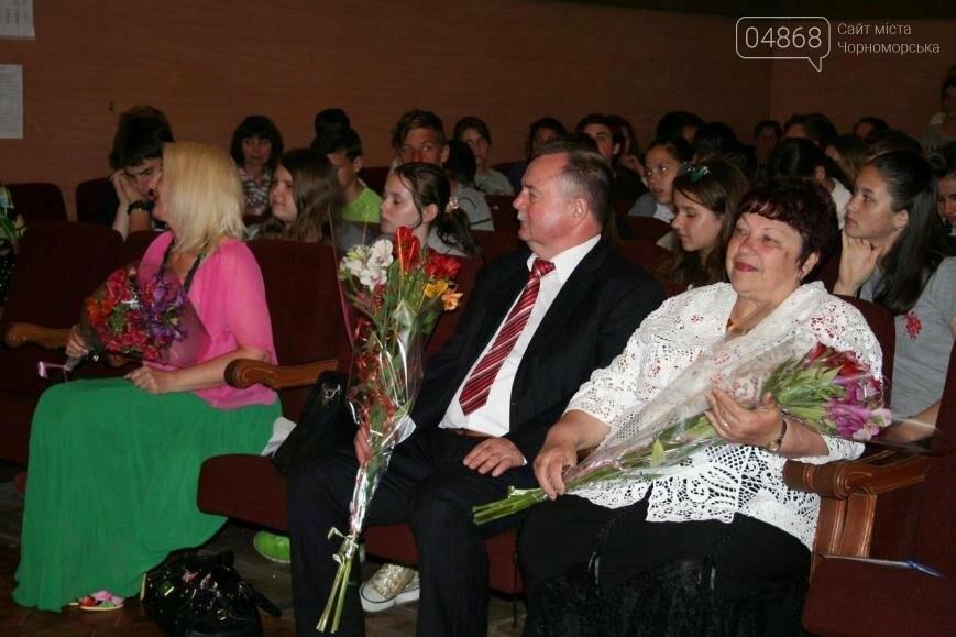 В Александровке прошла творческая встреча с писателями и поэтами Черноморска (фото), фото-5