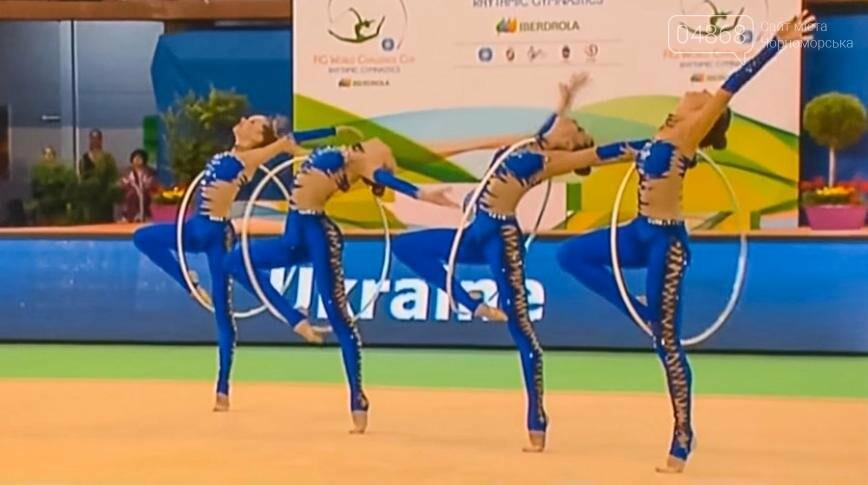 Гимнастка из Черноморска помогла сборной Украины завоевать 4 медали на Чемпионате мира (фото), фото-8