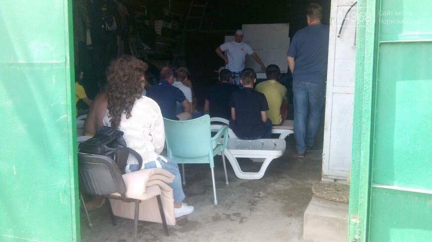 В Черноморске провели курсы первой помощи для матросов-спасателей (фото), фото-2