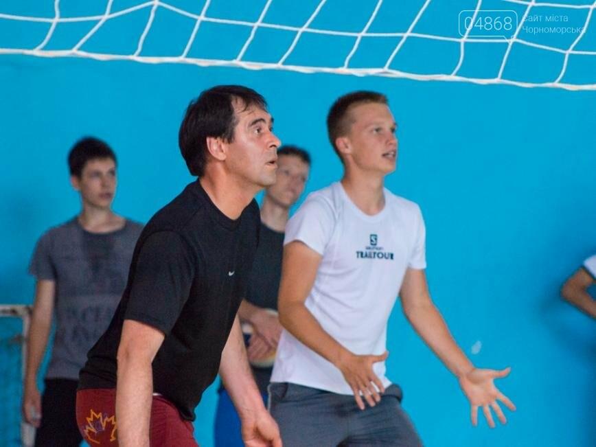 Как депутаты черноморского горсовета готовятся к спартакиаде (фото), фото-3