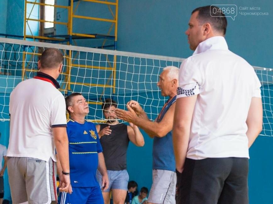 Как депутаты черноморского горсовета готовятся к спартакиаде (фото), фото-12