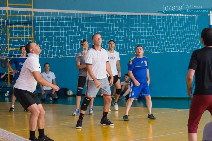 Как депутаты черноморского горсовета готовятся к спартакиаде (фото), фото-17