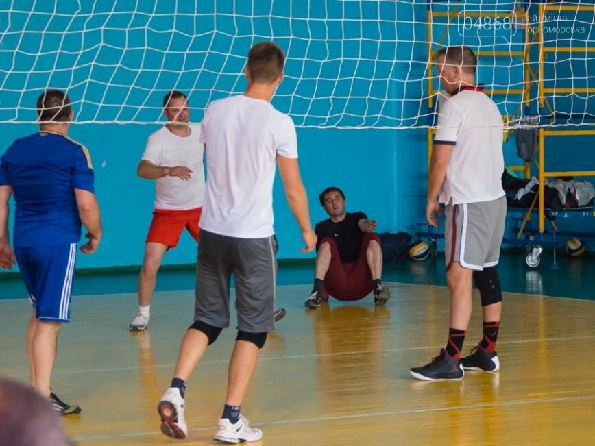 Как депутаты черноморского горсовета готовятся к спартакиаде (фото), фото-18