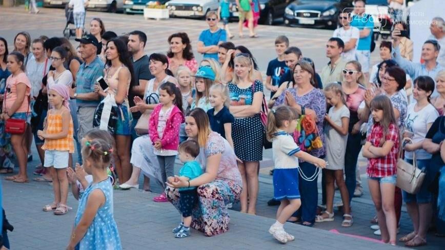 Под открытым небом у дворца спорта «Юность» выступил танцевальный клуб «Ultra-Dance», фото-7