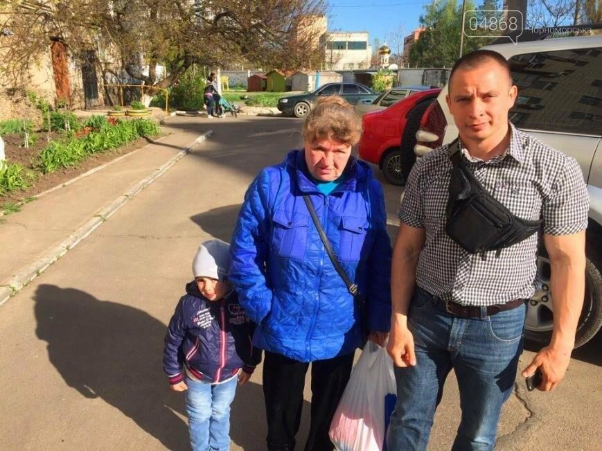 Всем миром: неравнодушные общественники Черноморска помогают незащищённым жителям города (фото), фото-8