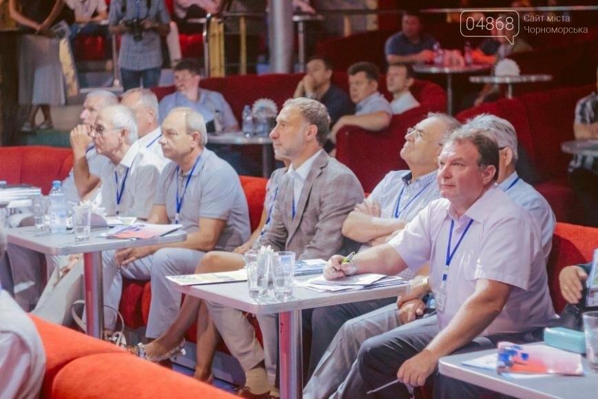 В Черноморске открылся Международный конгресс «ЭТЭВК-2017» (фото), фото-2