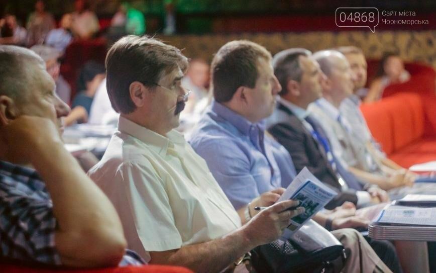 В Черноморске открылся Международный конгресс «ЭТЭВК-2017» (фото), фото-7