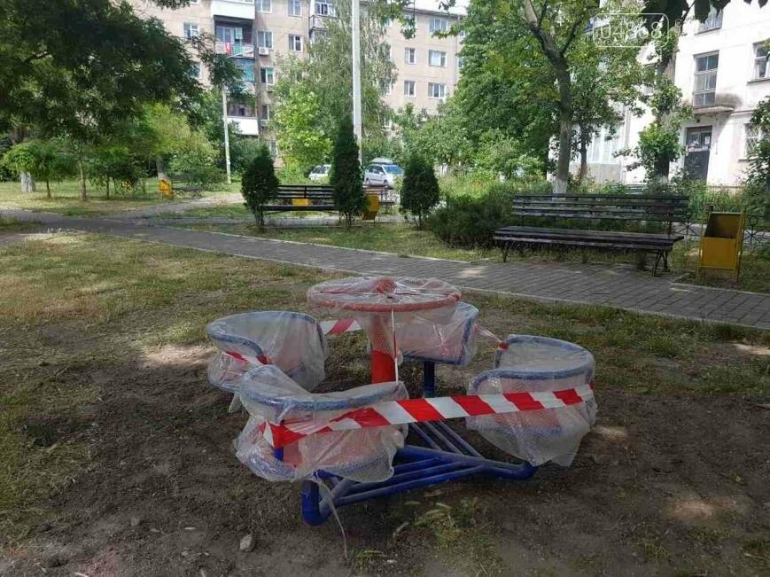 Новая детская площадка появилась в одном из дворов по ул. Парковой, фото-3