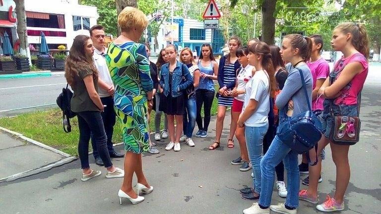 Юные лидеры Черноморска посмотрели вблизи на работу «четвёртой власти» (фото), фото-10