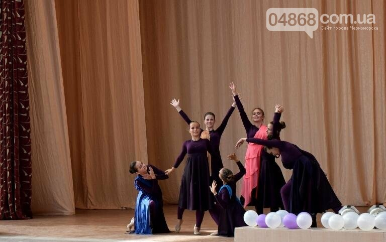«Если душа родилась крылатой...»: в Черноморске прошёл яркий концерт танцевального коллектива «Радость», фото-9