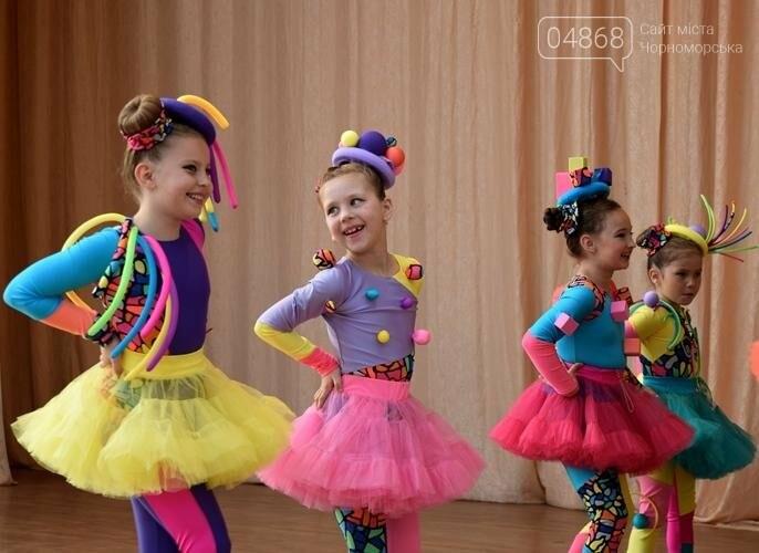 «Если душа родилась крылатой...»: в Черноморске прошёл яркий концерт танцевального коллектива «Радость», фото-10