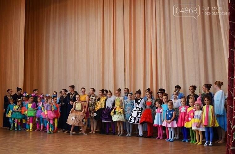 «Если душа родилась крылатой...»: в Черноморске прошёл яркий концерт танцевального коллектива «Радость», фото-13