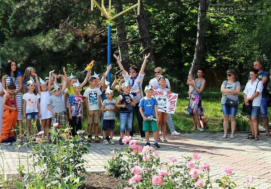 В детском оздоровительном комплексе «Альбатрос» открыт летний сезон (фото), фото-2