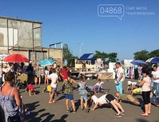 Креативный Черноморск: летняя ярмарка «Комильфо» встретила гостей (фото), фото-8