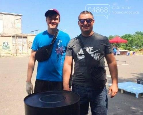 Креативный Черноморск: летняя ярмарка «Комильфо» встретила гостей (фото), фото-4