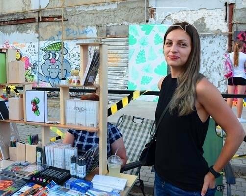 Креативный Черноморск: летняя ярмарка «Комильфо» встретила гостей (фото), фото-5