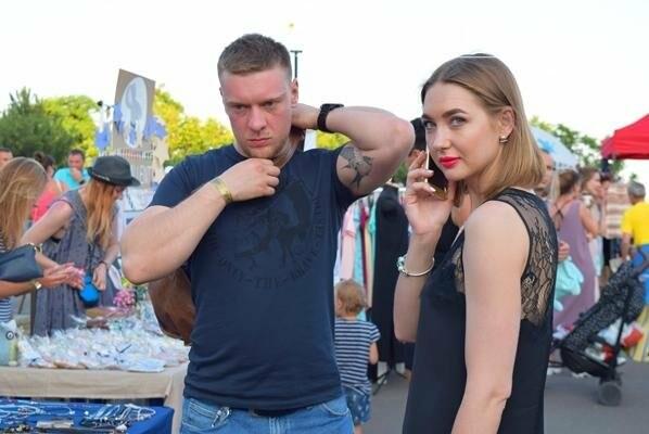 Креативный Черноморск: летняя ярмарка «Комильфо» встретила гостей (фото), фото-12