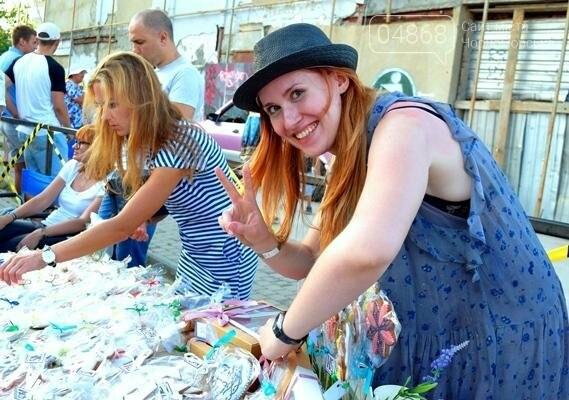 Креативный Черноморск: летняя ярмарка «Комильфо» встретила гостей (фото), фото-2
