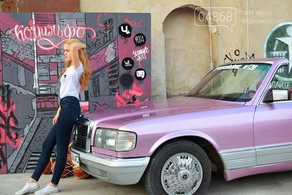 Креативный Черноморск: летняя ярмарка «Комильфо» встретила гостей (фото), фото-6