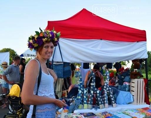 Креативный Черноморск: летняя ярмарка «Комильфо» встретила гостей (фото), фото-13