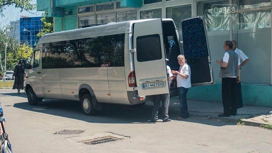 Лже-черноморцы устроили митинг у здания горисполкома (+фото), фото-4