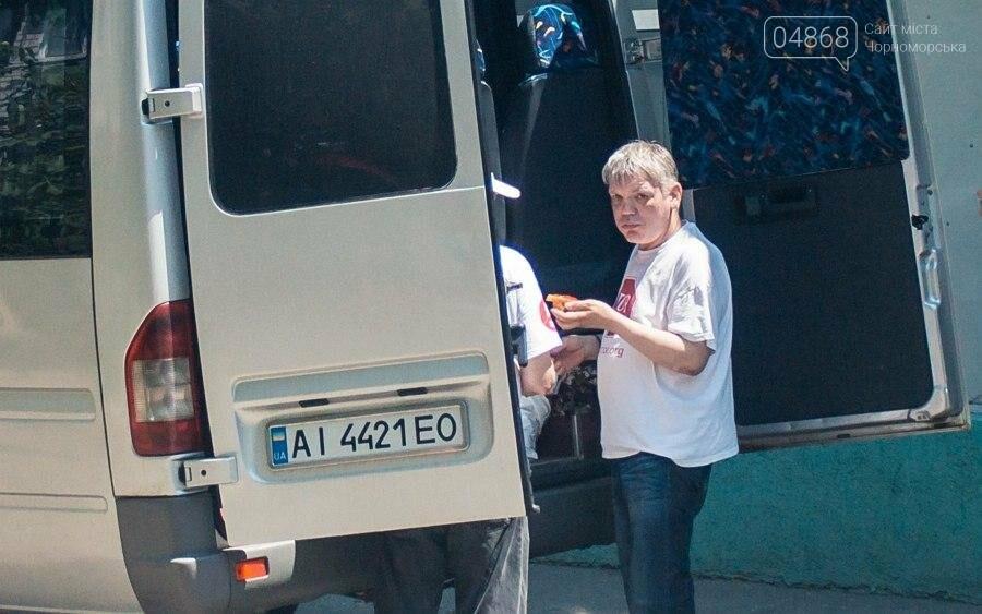 Лже-черноморцы устроили митинг у здания горисполкома (+фото), фото-2