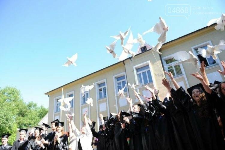 Черноморск готовится к празднику выпускников (фото), фото-3