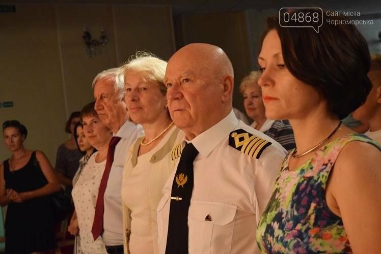 В Черноморске торжественно отметили День Конституции Украины (фото), фото-9