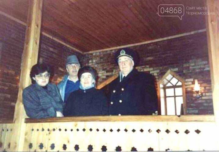 Мемориальные доски Черноморска: Владимир Христофорович Хантадзе, фото-7