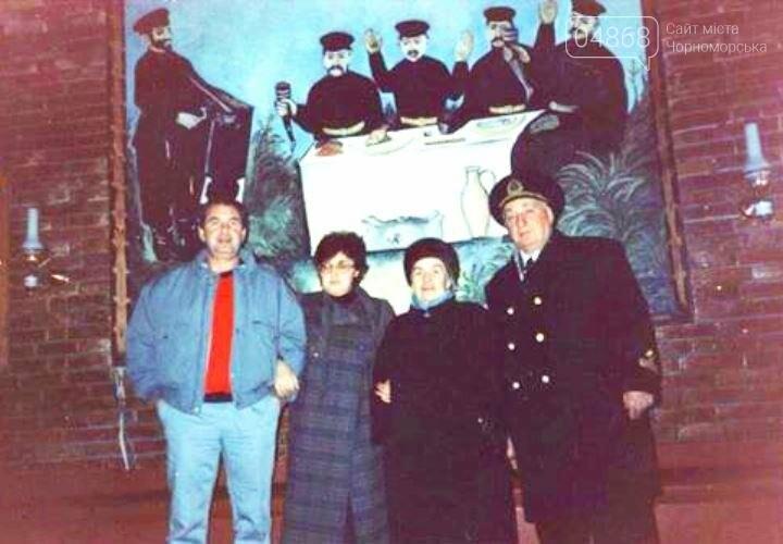 Мемориальные доски Черноморска: Владимир Христофорович Хантадзе, фото-8