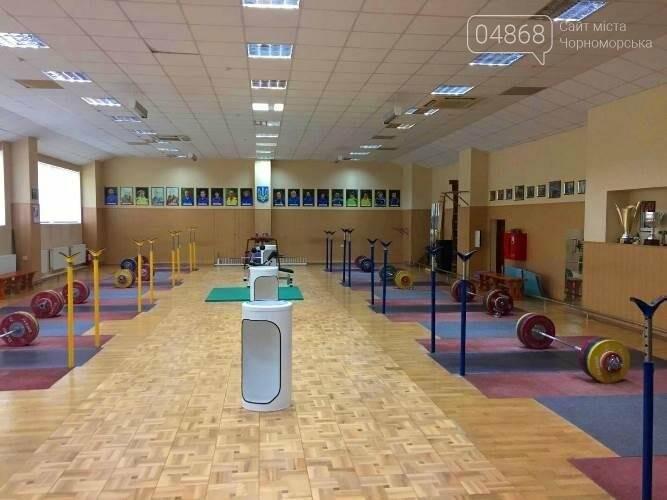В столице Украины прошли переговоры о развитии Федерации тяжёлой атлетики Черноморска (фото), фото-3