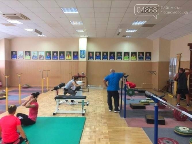 В столице Украины прошли переговоры о развитии Федерации тяжёлой атлетики Черноморска (фото), фото-6