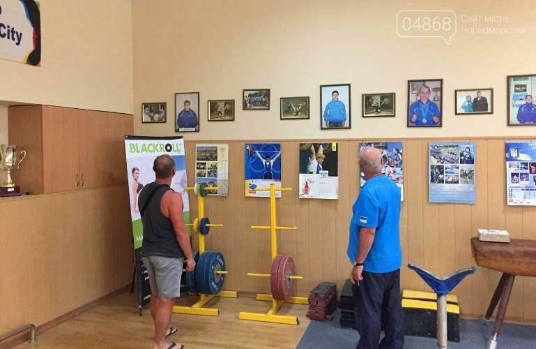 В столице Украины прошли переговоры о развитии Федерации тяжёлой атлетики Черноморска (фото), фото-7