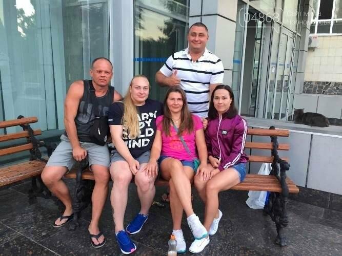 В столице Украины прошли переговоры о развитии Федерации тяжёлой атлетики Черноморска (фото), фото-5