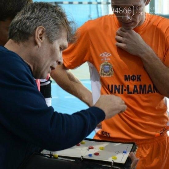 Черноморский футбольный клуб пополнился известным футболистом (фото), фото-1